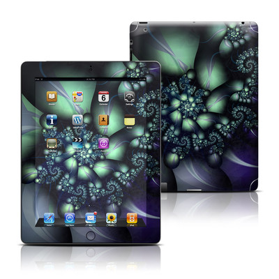 Apple iPad 3 Skin - Psilocybin