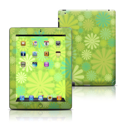 Apple iPad 3 Skin - Lime Punch