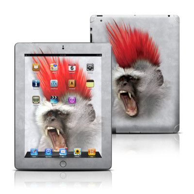 Apple iPad 3 Skin - Punky