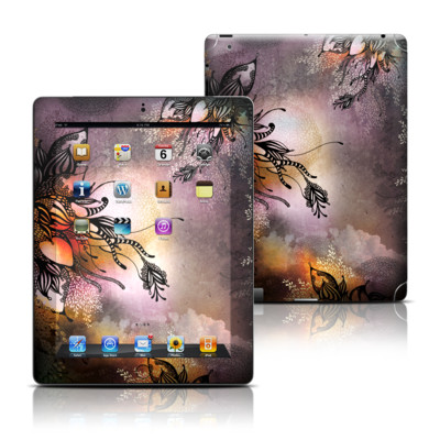 Apple iPad 3 Skin - Purple Rain