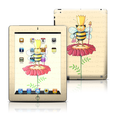 Apple iPad 3 Skin - Queen Bee