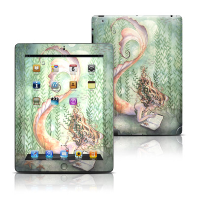 Apple iPad 3 Skin - Quiet Time
