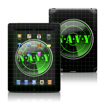 Apple iPad 3 Skin - Radar