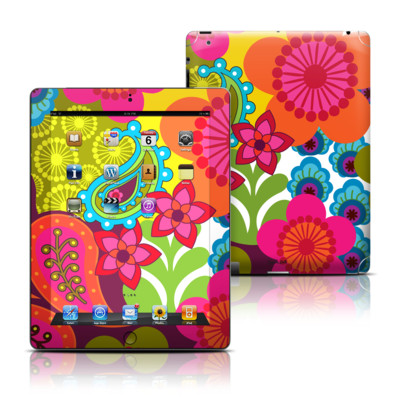 Apple iPad 3 Skin - Raj