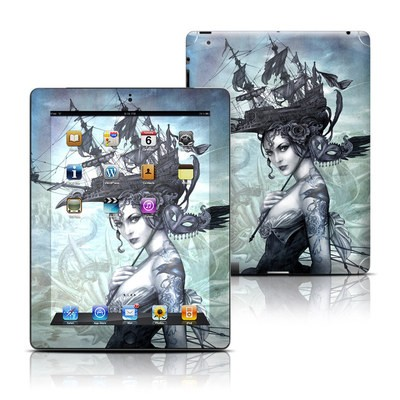 Apple iPad 3 Skin - Raventide