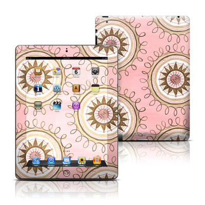 Apple iPad 3 Skin - Retro Glam