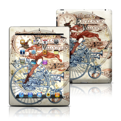 Apple iPad 3 Skin - Royal Excelsior