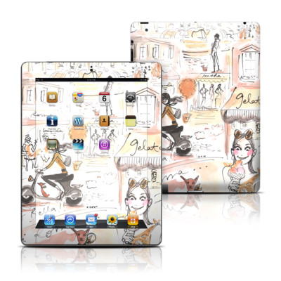 Apple iPad 3 Skin - Rome Scene