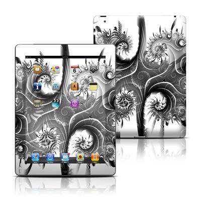 Apple iPad 3 Skin - Rorschach