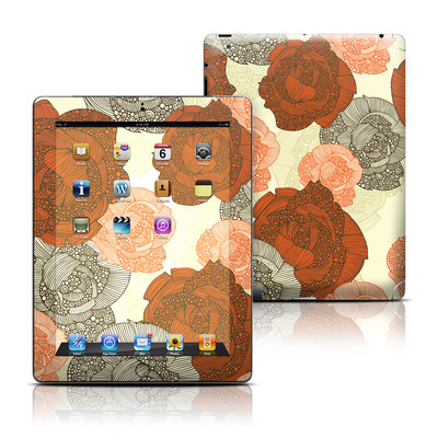 Apple iPad 3 Skin - Roses