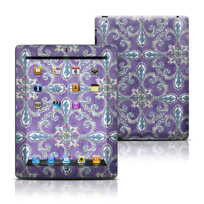 Apple iPad 3 Skin - Royal Crown