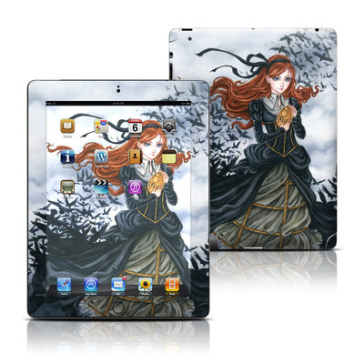 Apple iPad 3 Skin - Raven's Treasure