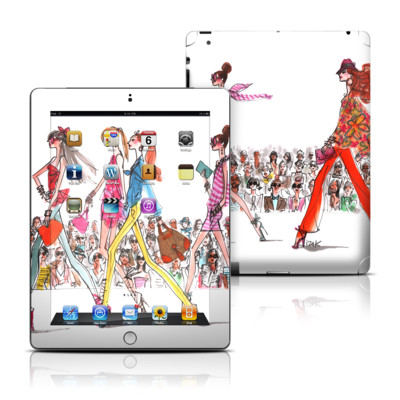 Apple iPad 3 Skin - Runway Runway