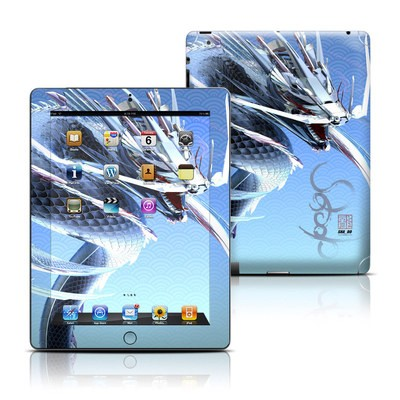 Apple iPad 3 Skin - RYU 2