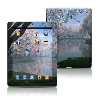Apple iPad 3 Skin - Sakura