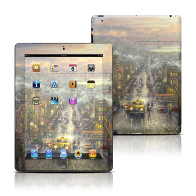 Apple iPad 3 Skin - Heart of San Francisco