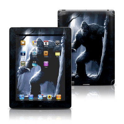Apple iPad 3 Skin - Sasquatch