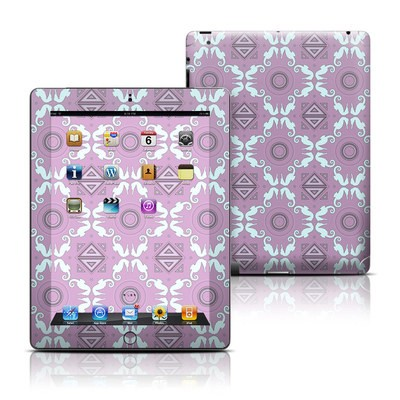Apple iPad 3 Skin - School of Seahorses