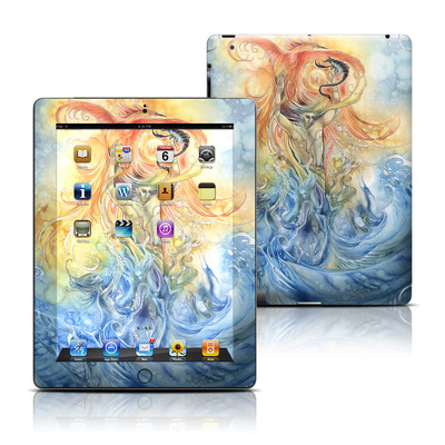 Apple iPad 3 Skin - Scorpio