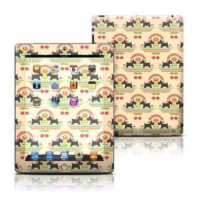 Apple iPad 3 Skin - Scotties