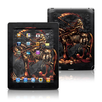 Apple iPad 3 Skin - Scythe