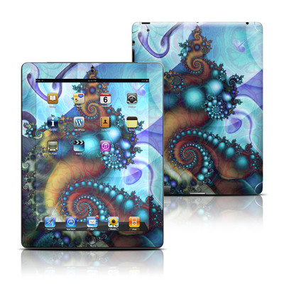 Apple iPad 3 Skin - Sea Jewel