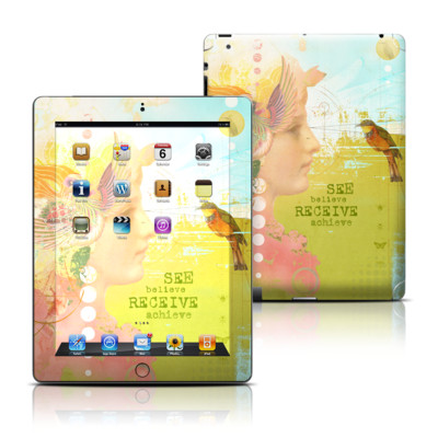 Apple iPad 3 Skin - See Believe