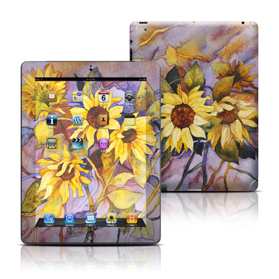 Apple iPad 3 Skin - Sunflower