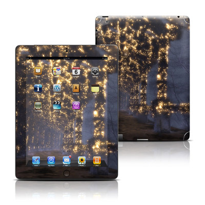 Apple iPad 3 Skin - Shaded Path