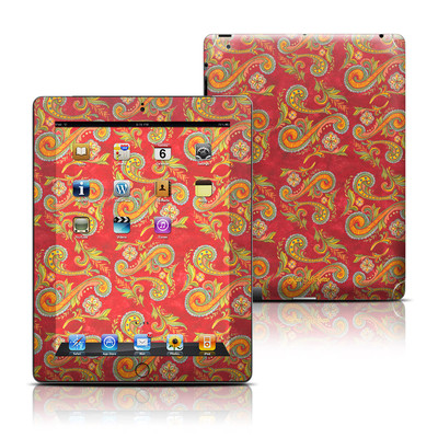 Apple iPad 3 Skin - Shades of Fall