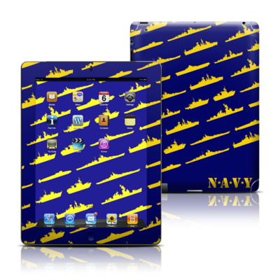 Apple iPad 3 Skin - Ships