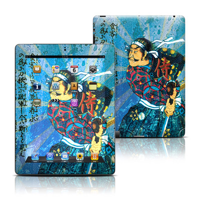 Apple iPad 3 Skin - Samurai Honor