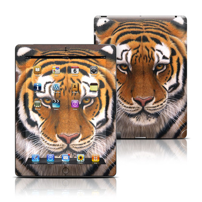 Apple iPad 3 Skin - Siberian Tiger