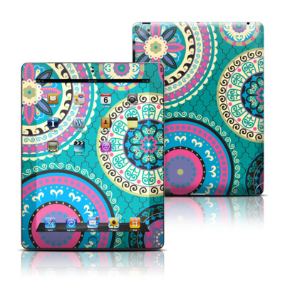 Apple iPad 3 Skin - Silk Road
