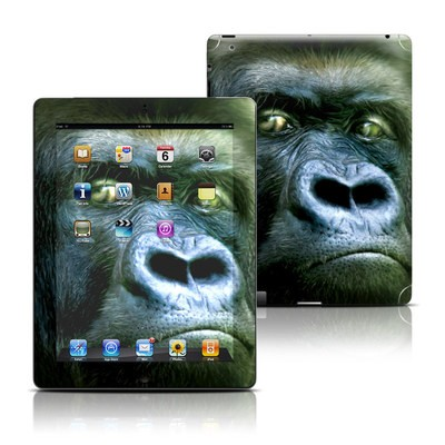 Apple iPad 3 Skin - Silverback