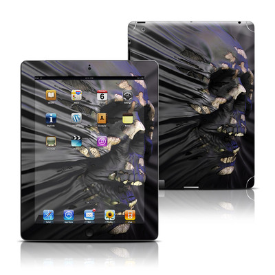 Apple iPad 3 Skin - Skull Breach