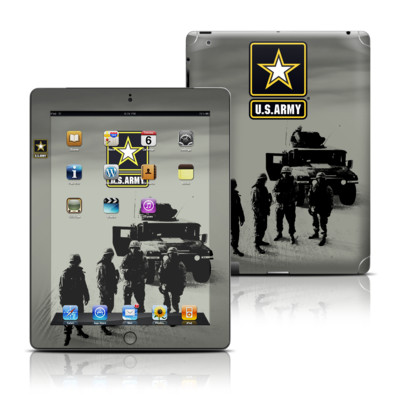Apple iPad 3 Skin - Soldiers All