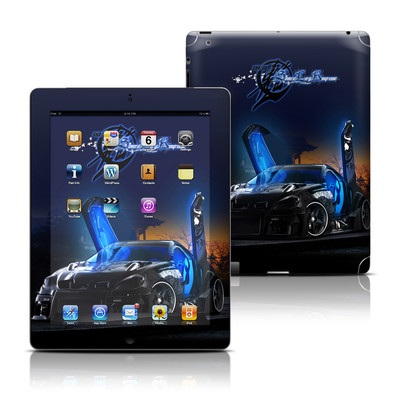 Apple iPad 3 Skin - SLK