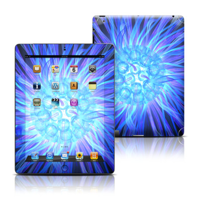Apple iPad 3 Skin - Something Blue