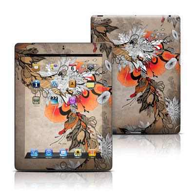 Apple iPad 3 Skin - Sonnet