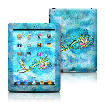 Apple iPad 3 Skin - Soul Flow