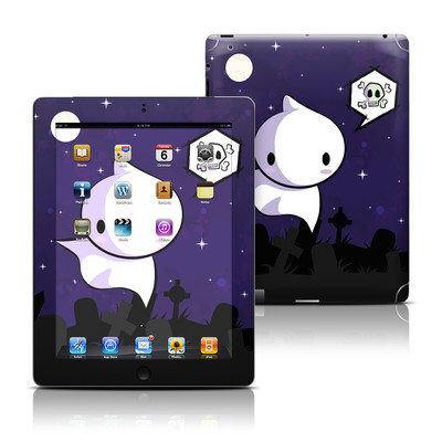Apple iPad 3 Skin - Spectre