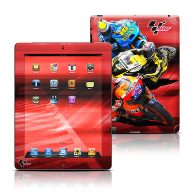 Apple iPad 3 Skin - Speed Collage