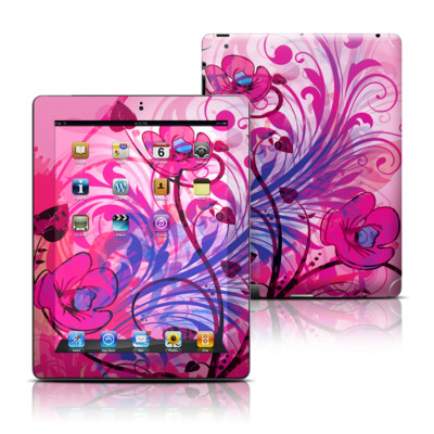Apple iPad 3 Skin - Spring Breeze
