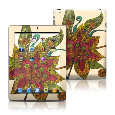 Apple iPad 3 Skin - Spring Flower