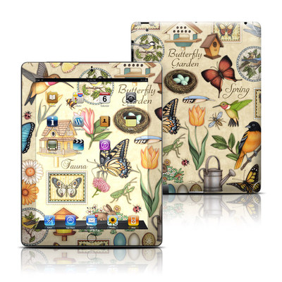 Apple iPad 3 Skin - Spring All
