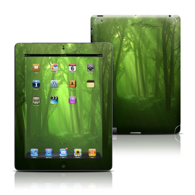 Apple iPad 3 Skin - Spring Wood