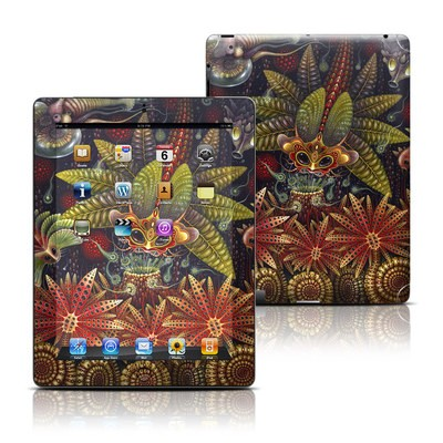 Apple iPad 3 Skin - Star Creatures