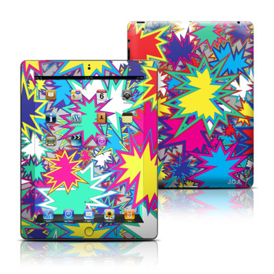 Apple iPad 3 Skin - Starzz