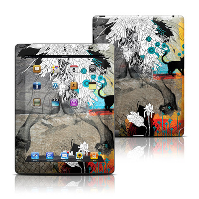 Apple iPad 3 Skin - Stay Awhile